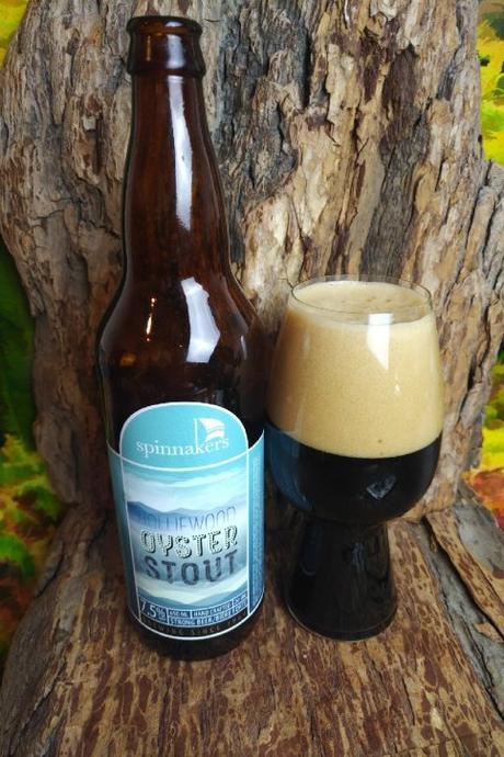 Holliewood Oyster Stout – Spinnakers Gastro Brewpub
