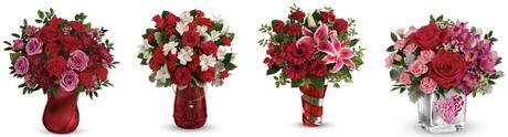 Love Out Loud: Send Your Love these Teleflora Valentine's Day Flowers