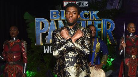 Black Panther Actor  Chadwick Boseman Talks Racism In America