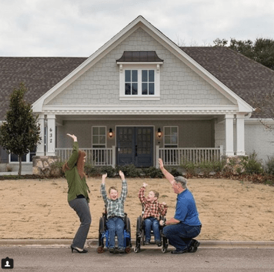 Chip & Joanna Gaines Help Pay Off Mortgage Of A 'Fixer Upper' Family