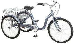Best Three Wheel Bikes For Seniors For Fun, Safety, Convinience and Stability.