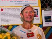 Wiiliam Sichel Self-Transcendence 3100 Mile Race 2018