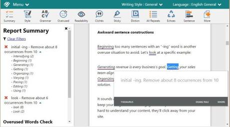 ProWritingAid Review: A Must Have Editing Tool For Better Content Writing