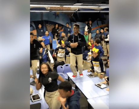 [Watch] Students React To Finding Out They're Going To See Black Panther