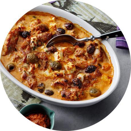 Keto chicken curry stew
