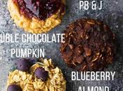 Easy Baked Oatmeal Muffins Flavors)