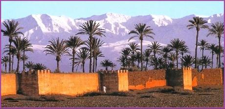 Mountains Of Morocco