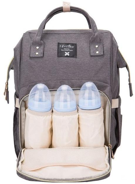 Lifecolor Diaper Bag