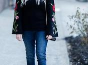 From Winter Spring: Embroidered Floral Sweater