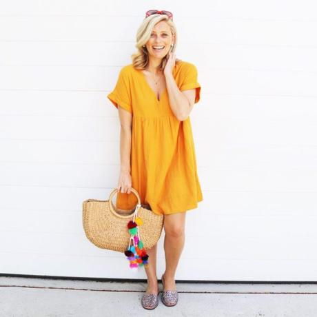 Triple Treat: The Swing Dress