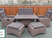 Choose Contemporary Conservatory Furniture This Year?