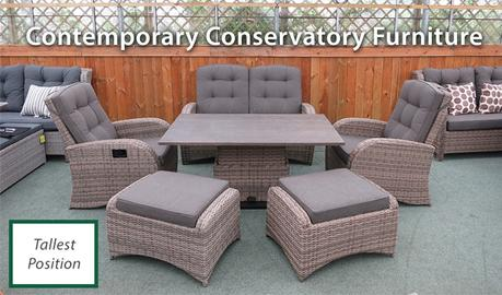 Why Choose Contemporary Conservatory Furniture This Year?