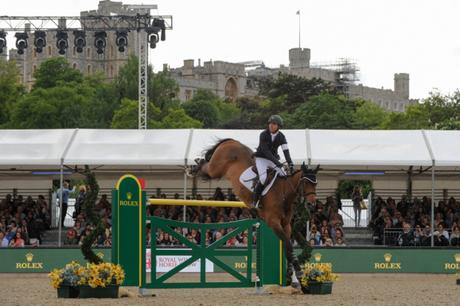 Buy tickets for the Royal Windsor Horse Show (9 -13 May 2018)