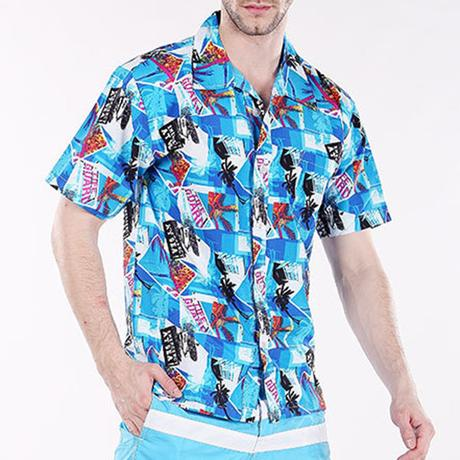Short sleeve Hawaiian shirts