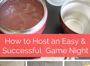 Host Easy Successful Game Night