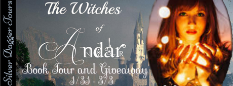 The Witches of Andar by Ashlie Harris
