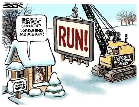 The Lying Bachmann's Sign