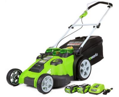 GreenWorks 25302 Twin Force G-MAX