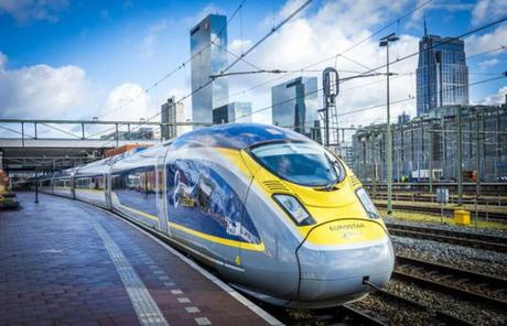 Travel direct to Amsterdam from London on the Eurostar from April