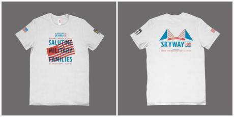 Skyway 10K to be televised, more event details released including images of medals, shirts!