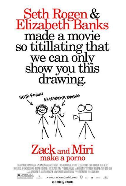 Elizabeth Banks Weekend – Zack and Miri Make a Porno (2008)