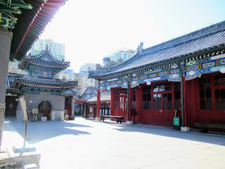 Niu Jie... Beijing's Muslim Quarter