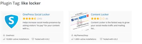 {Latest 2018} List Of Top 10 Best WordPress Content Locker Plugins