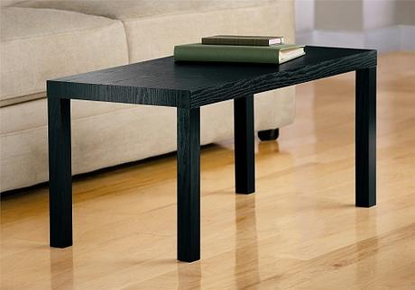 Small Coffee Tables for Small Spaces - DHP Parsons Coffee Table