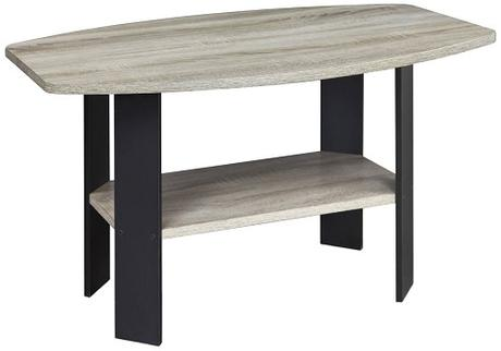 coffee tables for small spaces - FURINNO Simple Design Coffee Table