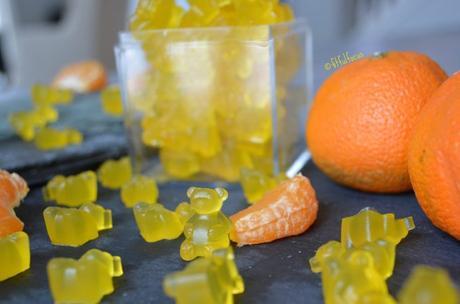 Homemade Vitamin Gummies
