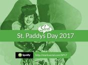 Paddy's 2017 Playlist