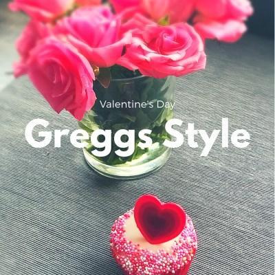 Valentine's Day Greggs Style