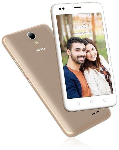 Intex Aqua Lions T1 Lite – India's cheapest 5-inch display smartphone