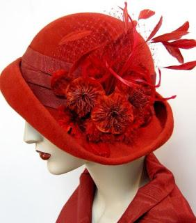 The Colour Purple - Red Hat?