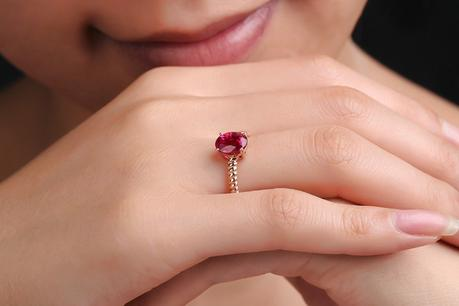 Best Ring Styles for Rubies