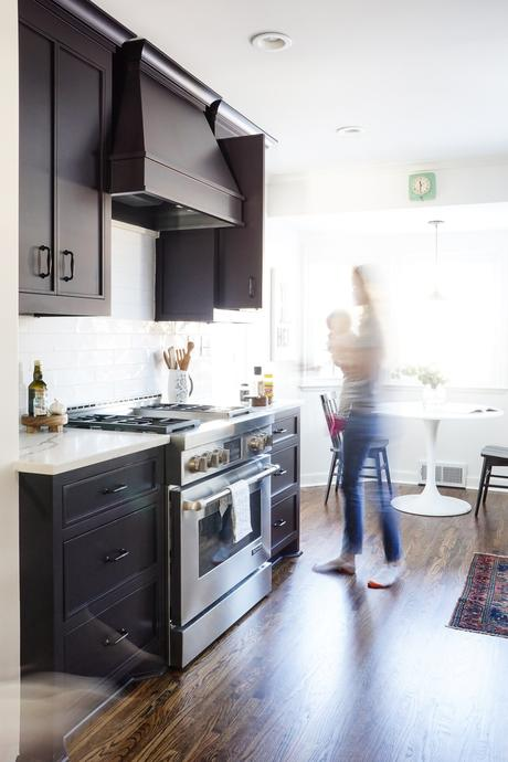 Before & After: Tasha's Charming Modern Kitchen