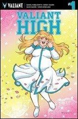 First Look: Valiant High #1 by Kibblesmith & Charm (Valiant)