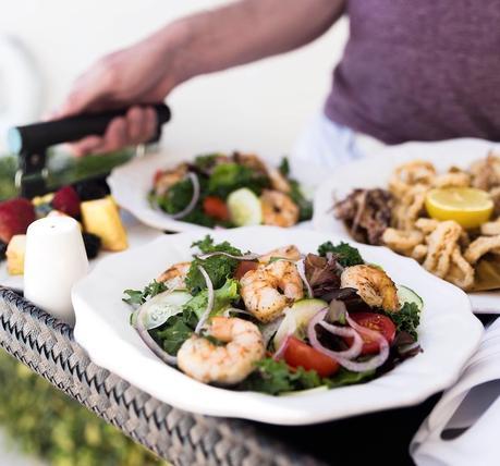 Food: Jumby Bay Island, Antigua