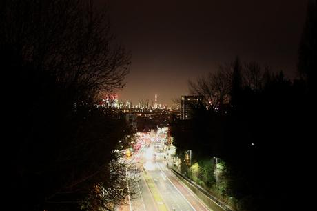 The Nightly #London #Photoblog 13:02:18: #Archway Road Before Dawn