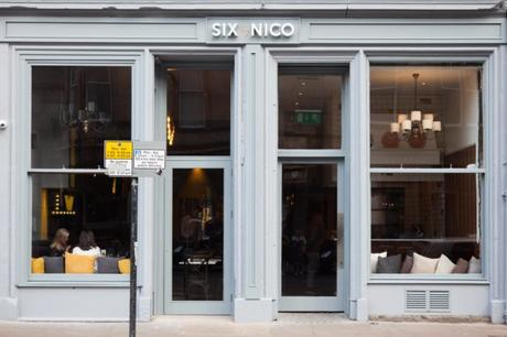 News: Six by Nico to open in Edinburgh