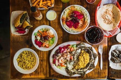 Mamoun's Falafel Brings Middle Eastern Flair to Uptown