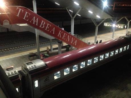 Brief Encounter  Of Romance & Railways – Kenya's SGR Train