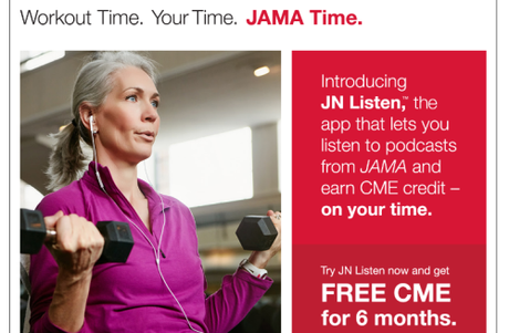 JAMA Launches Podcast App: What's the future of medical education?