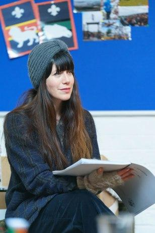 Interview with Doc Martin actress Caroline Catz who is about to perform in Curtains at the Rose Theatre Kingston upon Thames