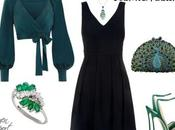 Ways Style Your Little Dark Dress with Colour