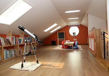 Attic Sessions: Switch your Unused Attic Into a Lively Space