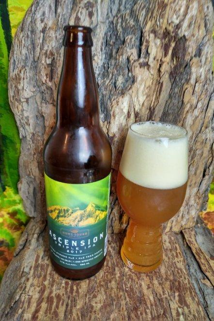 Ascension Triple IPA – Howe Sound Brewing