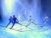 Cirque Soleil's Wondrous Water World