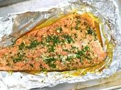 Garlic Butter Steelhead Trout Foil