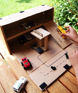 Image: Toys You Can Make with Cardboard